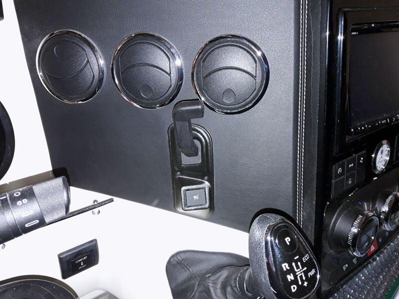 Bedienhebel Nachrüstung von Fahrzeugbau Meier